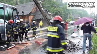 Tygodnik Podhalański: Wypadek w Poroninie