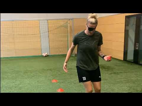 Beispiel-Lektion - Soccerkinetics Trainingspaket Technik + Koordination + Kogni 6