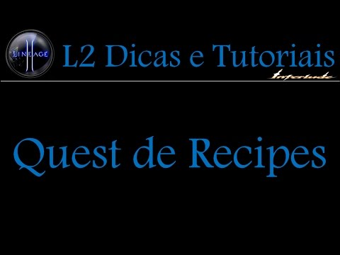 L2 Quest De Recipes Xx Exploration Of Giant Cave Part 1 & 2 Xx