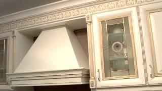 Кухни Дедал-Сервис - кухни в стиле классика и модерн
