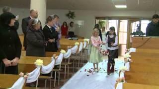 Церквь ХВЕ  Христианская свадьба  Брест