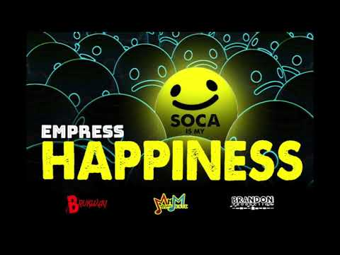 Empress - Soca Is My Happiness (Antigua 2019 Jr Soca )