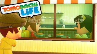 Tomodachi Life 3DS Date Spy DK, Friend Fight, New Miis Gameplay Walkthrough PART 17 Nintendo
