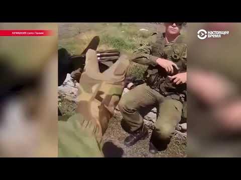 Российские военные без предупреждения начали учения в армянском селе Паник