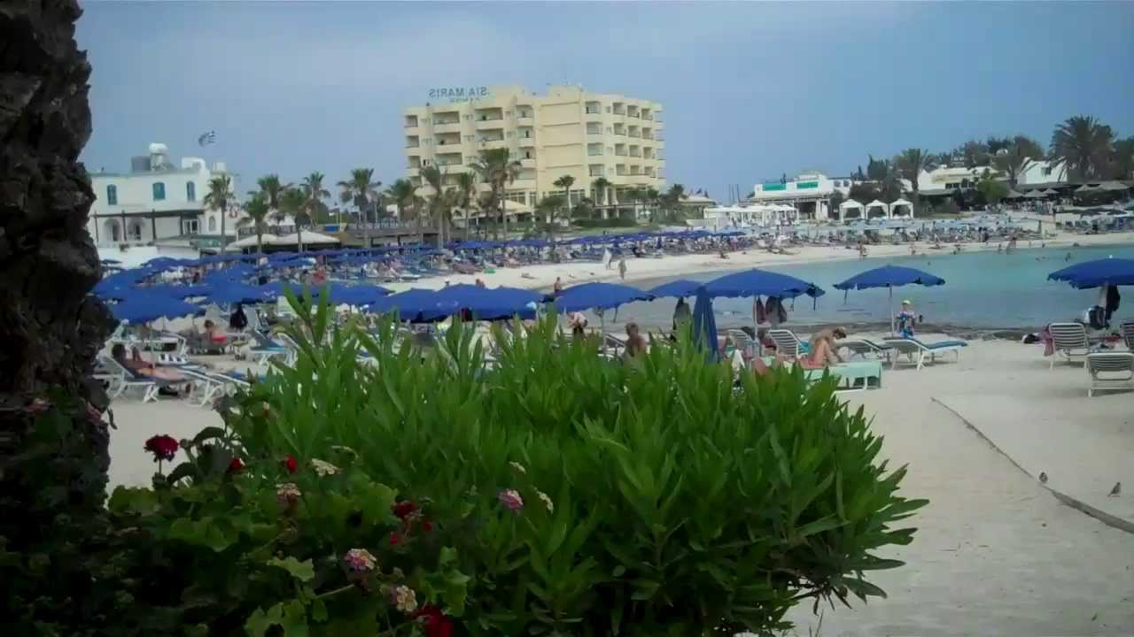 Tasia Maris Beach Hotel Cyprus