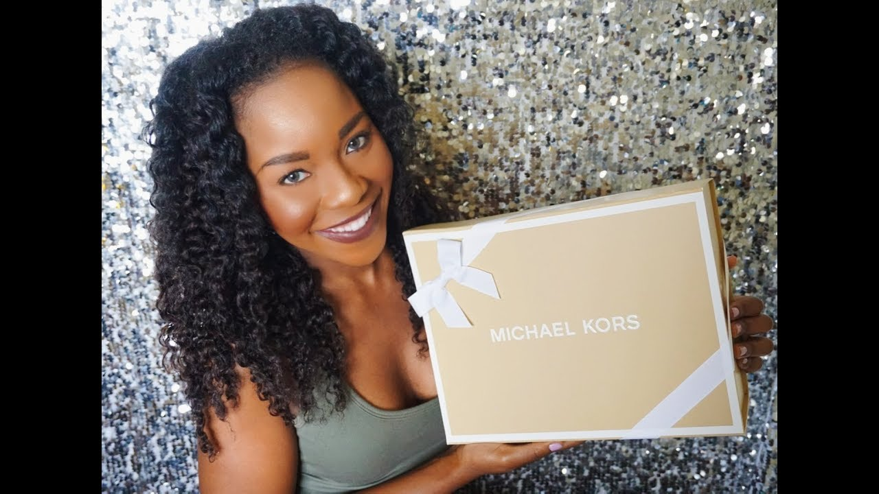 daabc83fd5c2 Michael Kors Unboxing and Review