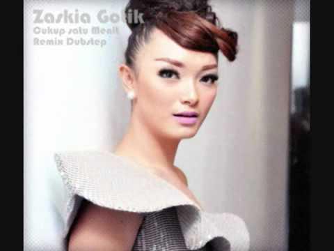 Zaskia Gotik - Cukup satu Menit Remix Dubstep  ( DJ FRX )