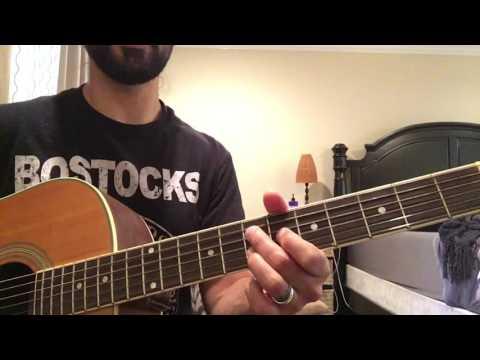 POMS guitar winter wonderland chords B sec
