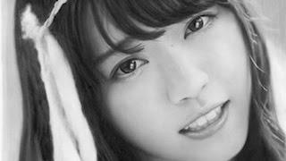 乃木坂46の西野七瀬さん、描いてみました。 完成までを録画しました。BG...