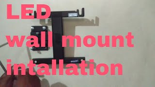 Lg 43inch LED Flexible wall mount Quick installation [HINDI]