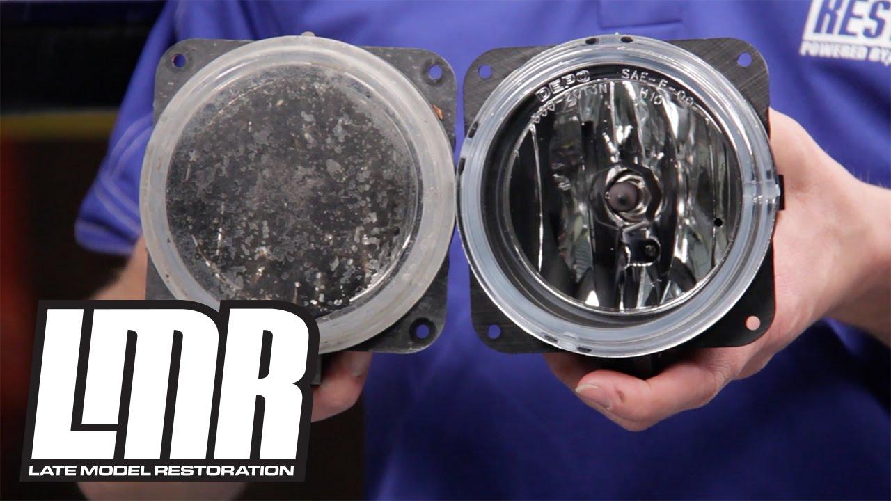 Ford Svt Lightning >> Cobra Fog Lights: How to install Mustang SVT Cobra Fog Lights - 03-04 Terminator - YouTube