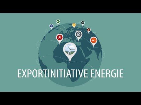 Was macht eigentlich... die Exportinitiative Energie?