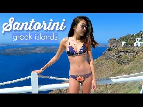 Santorini Greece | Travel VLOG