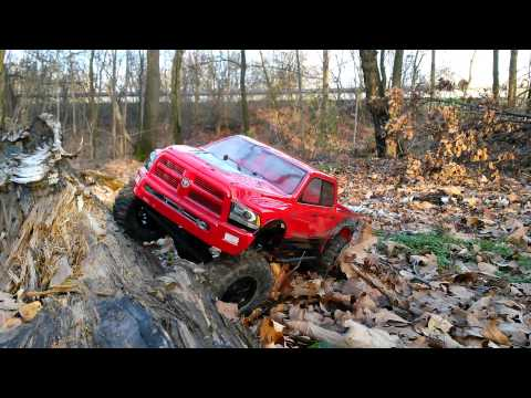 axial power wagon scx10  world's greatest location