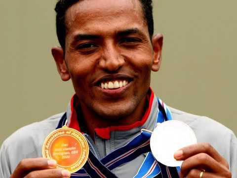 Eritrean Icon: Zersenay Tadese