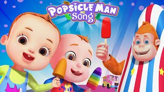 Popsicle Song (Colors Song) | Nursery Rhymes & Kids Songs | Baby Ronnie Rhymes | Cartoon Animation