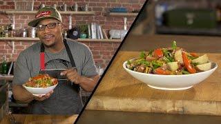Asparagus Potato Salad | Marcus Meacham