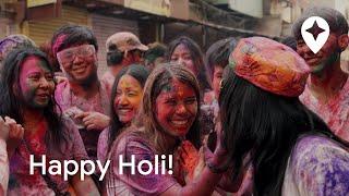 Celebrating Holi in Mathura - Festivals Around the World, Ep. 4
