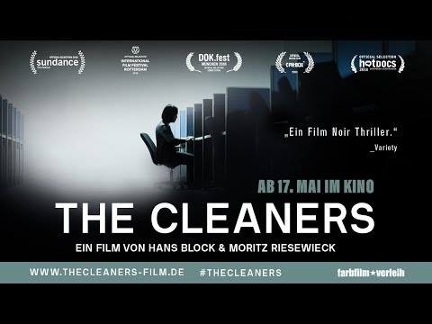 The Cleaners - Offizieller Trailer HD