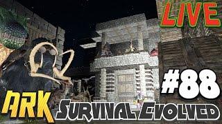 #88【ARK:Survival Evolved・ライブイベント】新恐竜Oviraptorのテイムに挑戦!ギリースーツ一式も作ったよ!【二人実況】