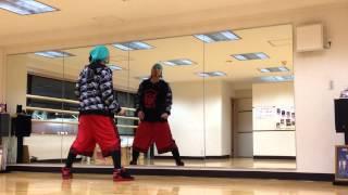 ミッキーによるヒップホップ入門基本基礎  学校ダンス リズムダンス dance