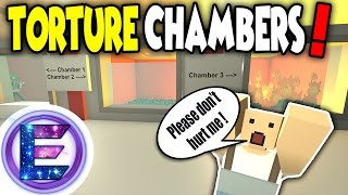 Video TORTURE CHAMBERS ! - Please don't hurt me - Kidnapper RP - Unturned Roleplay ( Funny Moments ) download MP3, 3GP, MP4, WEBM, AVI, FLV Maret 2018