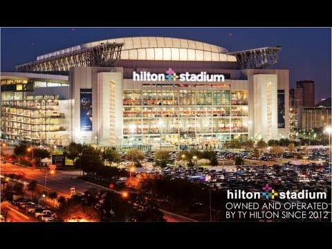 Houston's House of Horror in T.Y. Hilton Stadium
