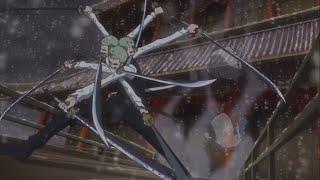 Roronoa Zoro VS Indigo - Eng Sub [1080HD]