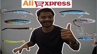 LEURRE AliExpress [Unboxing]