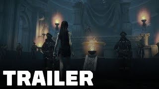 Path of Exile - PS4 Announcement Trailer