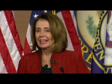 Pelosi slams DACA talk leaders as 'five white guys'