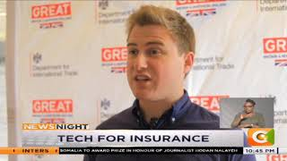 Group to use technology to grow insurance