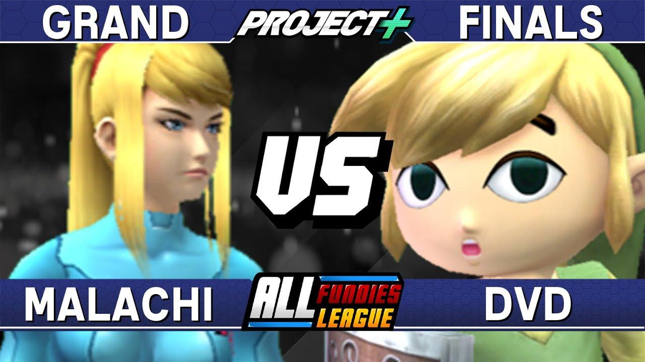 Project+ - Malachi (ZSS) vs dvd (T.Link) - AFL Grand Finals