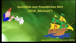 """Zum freundlichen Wirt (2018 """"Musicals"""")"""