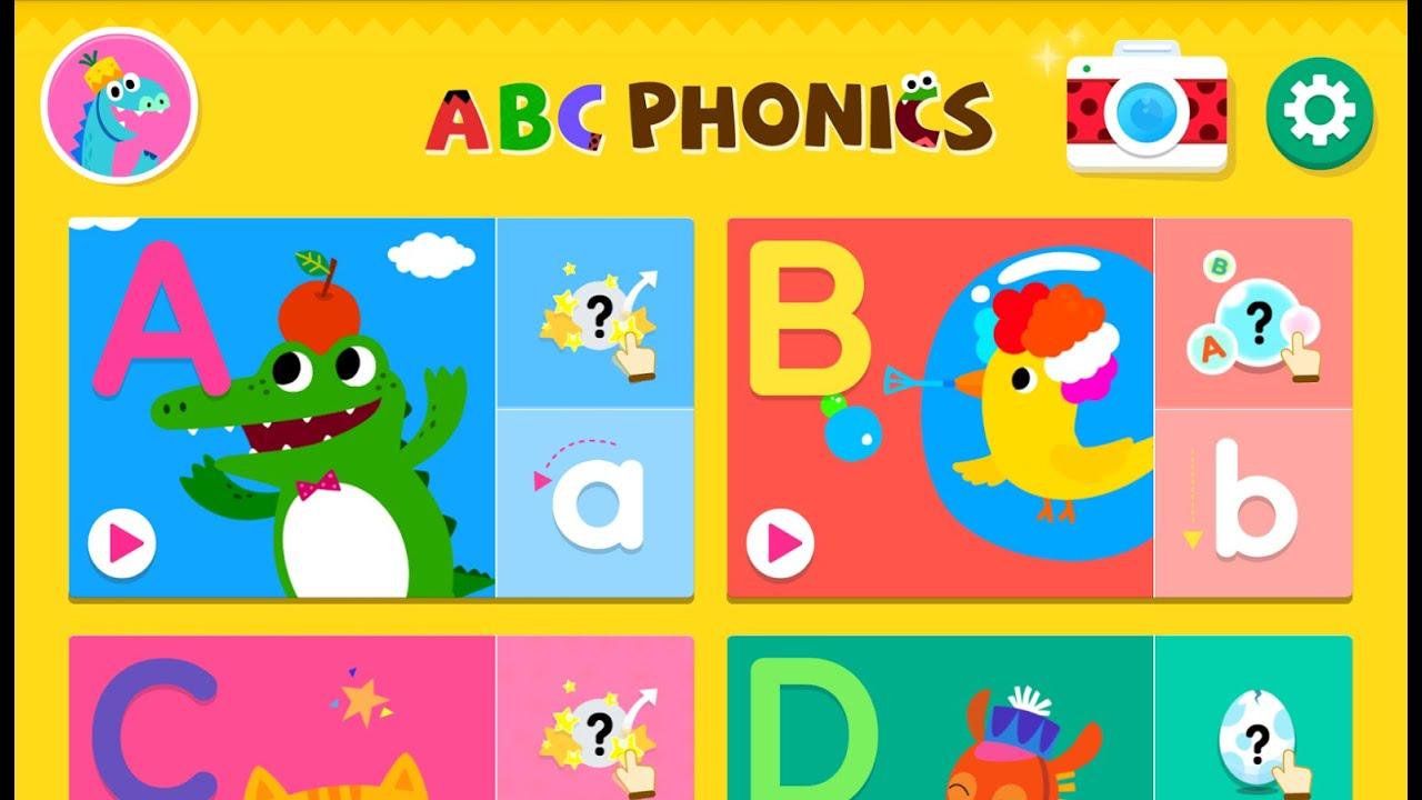 Abc Kids Phonic Songs