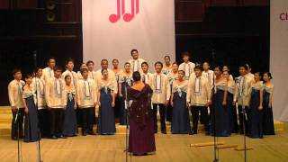 Ateneo de Manila College Glee Club - SICUT CERVUS