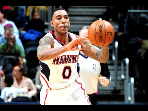 "Jeff Teague Mix ""The Beginning"" 2012 Highlights"