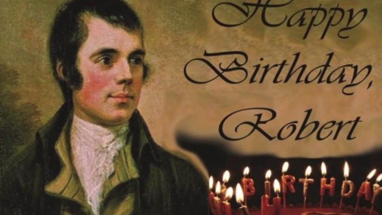 Download Happy 262nd Birthday, Robert Burns