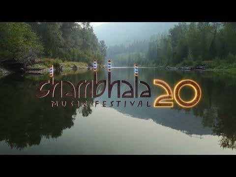 "Shambhala 2017 - Day 1 ""Home"""