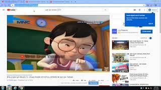 Tutorial untuk download video upin dan ipin online menggunakan and audio from dari website https://y2mate.com/ 1.buka web browser goog...