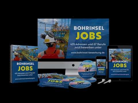 Bis 7500€/Monat verdienen - Jobs auf einer Bohrinsel hier gibts über 400 Ansprechpartner bei Firmen!