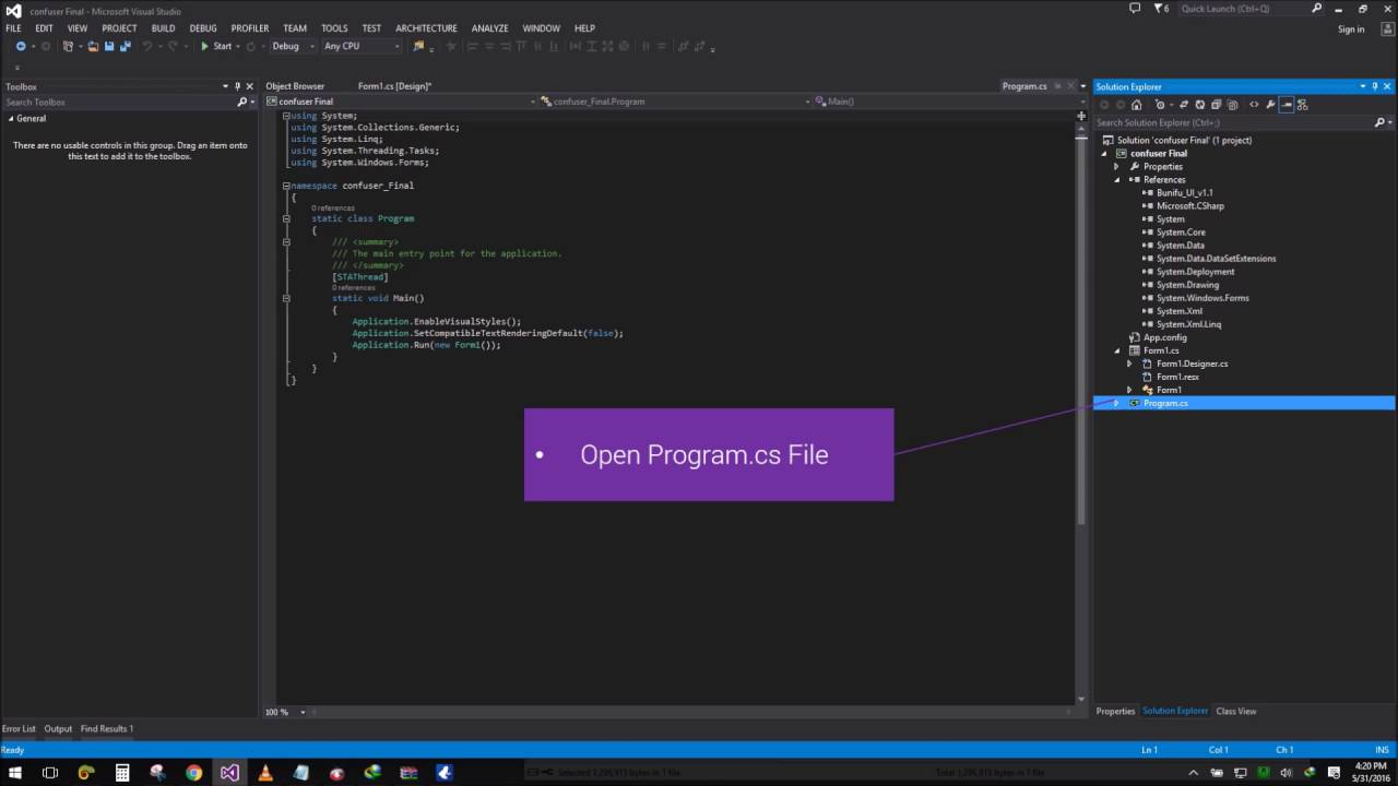 Bunifu UI Framework DLL Cracked - General Programming