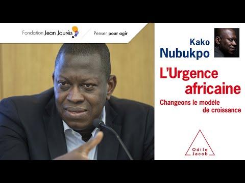 L'urgence africaine : débat avec Kako Nubukpo