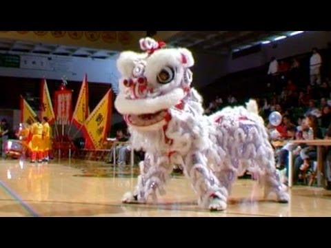 Freestyle Lion Dancing - 2003 (Rare Video)