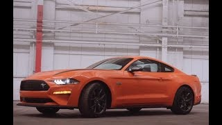 Ford Mustang EcoBoost 2020  Ultimate Driving Machine