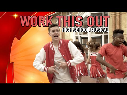 WORK THIS OUT (High School Musical On Stage) Cover By Spirit YPC