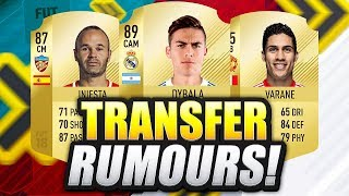 BIGGEST TRANSFER HAPPENING IN THE SUMMER!!