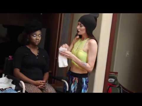 "CrossBreed Presents: ""Life As I Am"" (EPISODE 15: Day Spa Makeup Workshop)"