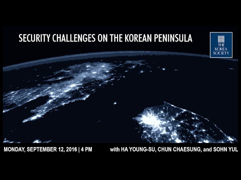 Security Challenges on the Korean Peninsula