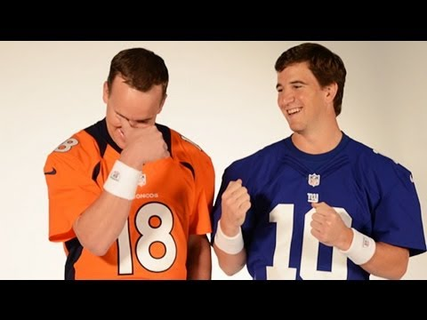 Peyton or Eli? Which Manning Would You Want Quarterbacking Your Team in 2012?